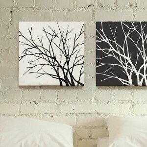 サンサンフー【キャンバスアート】木の時間30x30