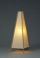 新しい日本をイメージした凛としたあかりを演出するインテリアランプ。一般球 100W(E26)×1灯...
