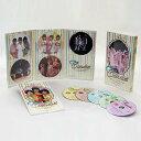 ソニーミュージック 【DVD】キャンディーズ メモリーズ FOR FREEDOM DQBX-1222 1セット(5枚入)