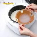 アメイズプラス クックベリー Tou Tool(トウトール) 炊飯器用糖質カット落とし蓋 1個