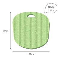 サンコーびっくりフレッシュびっくり足裏つるつるピンク/グリーン日本製