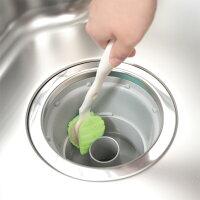 排水口洗い