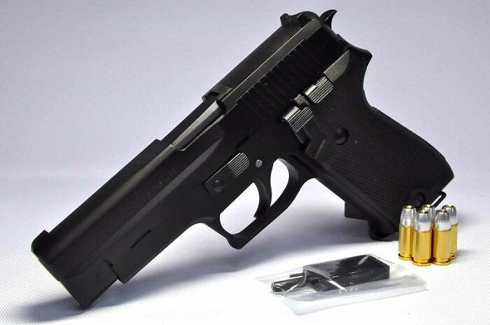 タナカ モデルガン SIG P220 陸上自衛隊 HW Evolution 24800