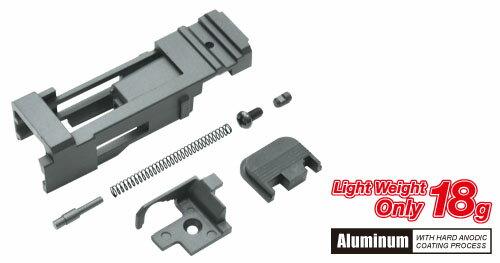 【超特価】 GUARDER ブリーチ Light 東京マルイG18C用 ライトウェイトハウジング アルミ製 GLK-131(A)画像