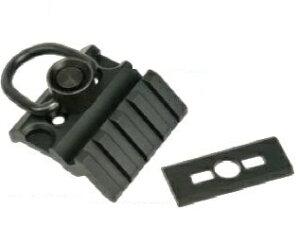 AABB QDスリングスイベル&20mmレール(45度傾斜) セット AB293BK-2400-WOE
