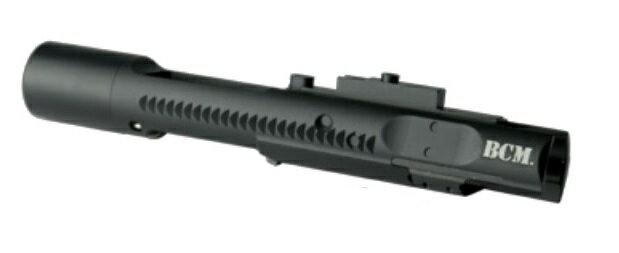 Angry Gun BCMタイプ BLACKカラー ボルトキャリアー 東京マルイ M4 MWS用 アルミ製 20190906B