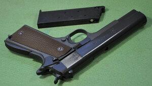 カスタム完成品11.4mm陸上自衛隊大口径拳銃東京マルイM1911ガスブローバックベース20000