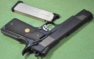 カスタム完成品11.4mm陸上自衛隊大口径拳銃東京マルイMEUガスブローバックベース22000