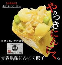 限定数有【青森県産100%にんにく餃子-ギフトBOX-】30個入り/送料無料、餃子、ぎょうざ、ギョウザ、ギョーザ、肉汁