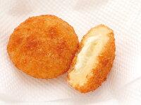 レンジコロッケ3種のチーズフォンデュ160g(4個)入り【冷凍】