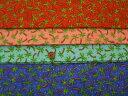 【在庫処分!】ヤシの木/moda fabrics
