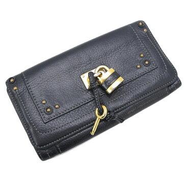 【中古】クロエ 長財布【Bランク】