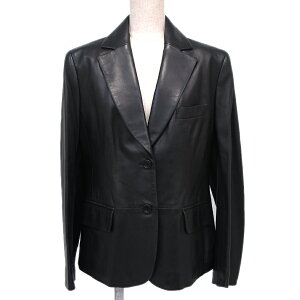 [Occasion] Loewe Leather Jacket [Rang A]