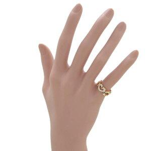 【送料無料】【】カルティエCハート1Pダイヤリング#46(日本サイズ6号近辺)【無料ギフトラッピング】