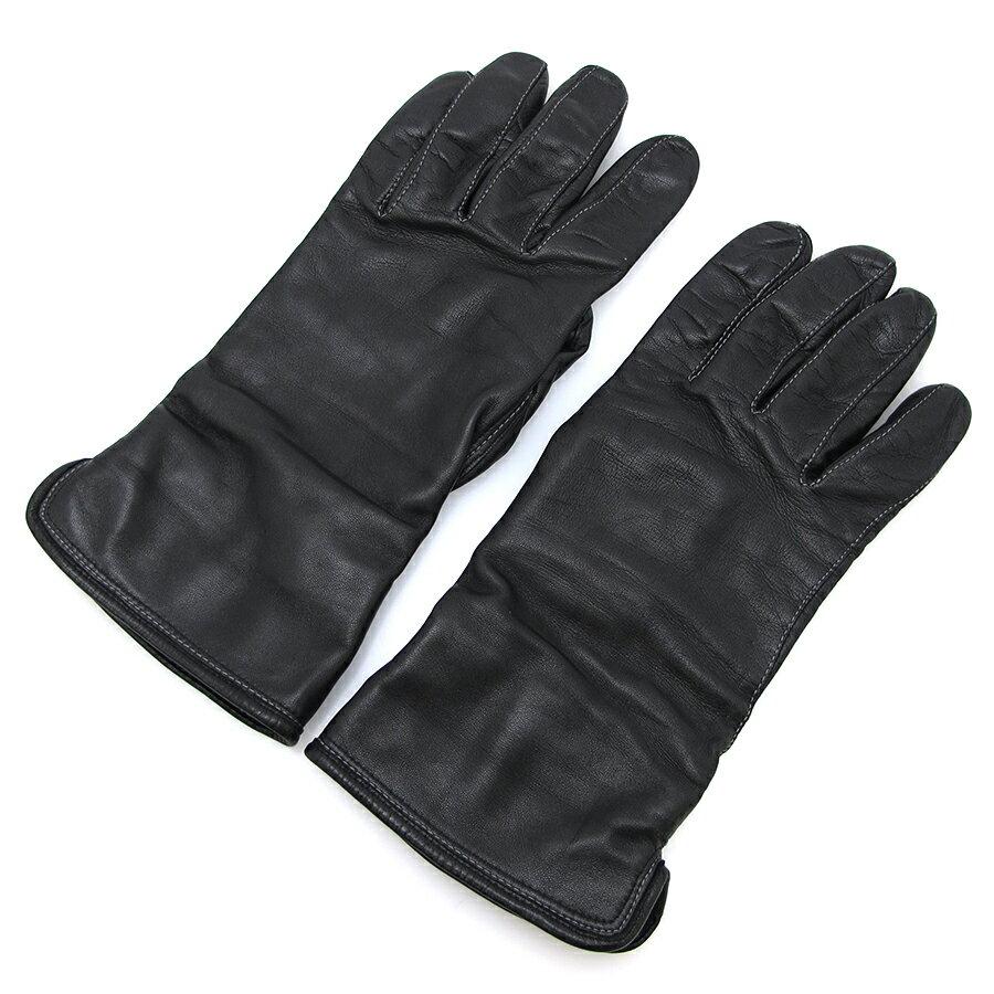 5c298679b43c 【送料無料】【】ルイヴィトン メンズ手袋 【Bランク】 [ブランド販売なら質屋さのや!バッグ·時計·宝石·古着·毛皮·雑貨の通販サイト]