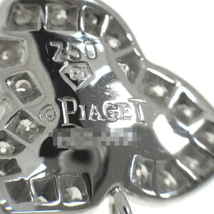 【送料無料】【】ピアジェマジックガーデンネックレス/ダイヤモンド&サファイア【無料ギフトラッピング】【Aランク】