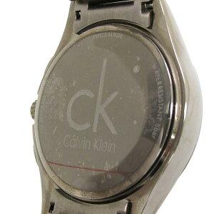 【送料無料】【】CK(カルバンクライン)ベーシッククロノK2A279【Bランク】