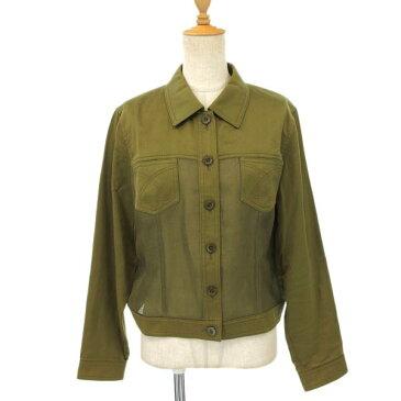 【中古】レオナール シャツジャケット 【Bランク】