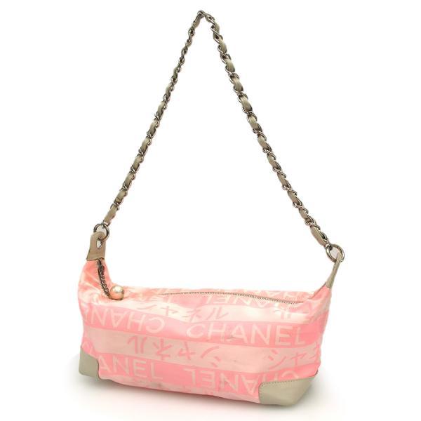 ad10e74e5769 【】シャネル 銀座限定チェーンショルダー 【Bランク】 [ブランド販売なら質屋さのや!バッグ·時計·宝石·古着·毛皮·雑貨の通販サイト]