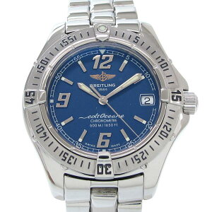 Breitling Colt Ocean 33mm A57350 Ladies Watch [A rank] [Used]