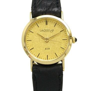 ラウンド 22mm レディース 腕時計【Aランク】【中古】