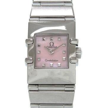 オメガ コンステレーション カレ W:15×H:20mm 1531.73 レディース 腕時計【Aランク】【中古】