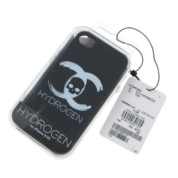 【中古】ハイドロゲン iPhoneケース 4 H4HCC【Aランク】