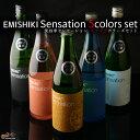 笑四季 Sensation five colors 飲み比べセット 生酒バージョン 1800ml 5本