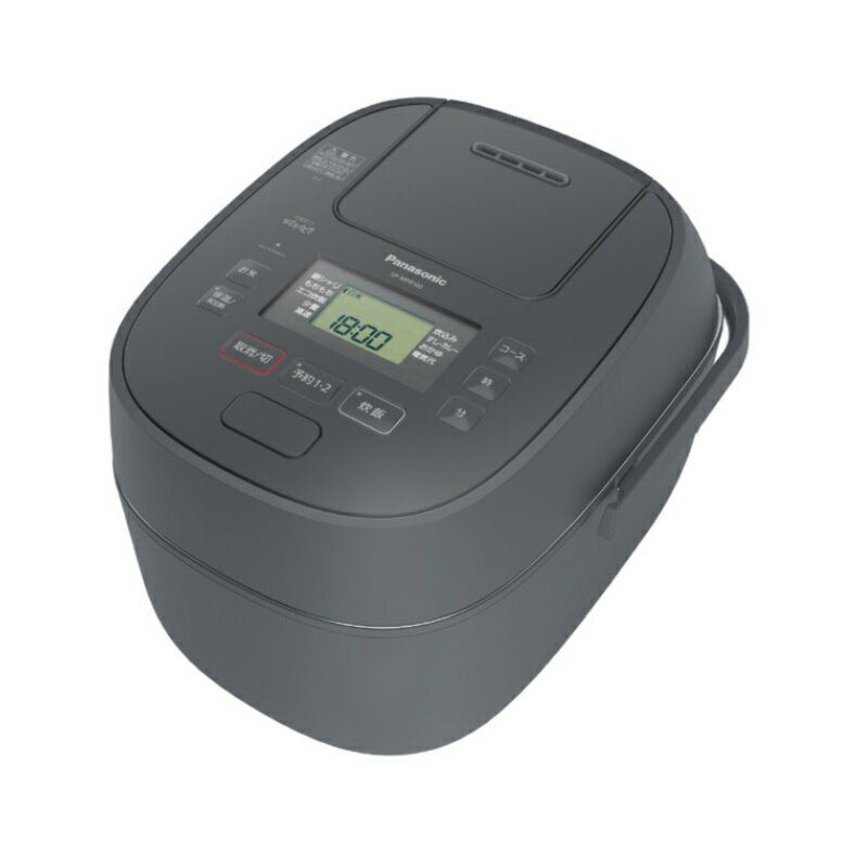 Panasonic 可変圧力IH炊飯器おどり炊き SR-MPB100-H