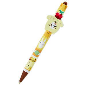 ポムポムプリン プレートマスコットシャープペン