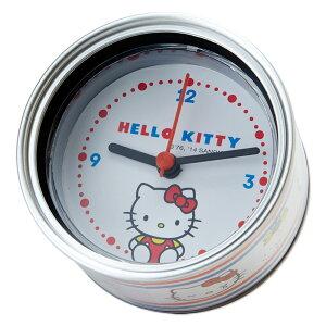 ハローキティ 缶詰時計
