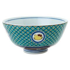 ハローキティ九谷焼茶碗(七宝小紋)