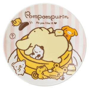 ポムポムプリン プレート(ホットケーキ)