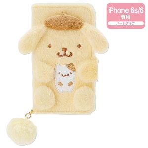 ポムポムプリン しっぽ付きiPhone 6s/6ケース