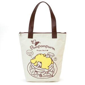 ポムポムプリン 帆布トートバッグ(ホットケーキ)