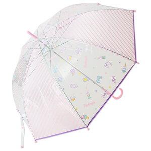 フレッシュパンチ ビニール傘(カラフル)