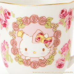 ハローキティティーカップ(HelloKittymeetsLAURAASHLEY)