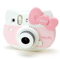 ハローキティ富士フイルムインスタントカメラ【チェキ】「instaxmini」ピンク