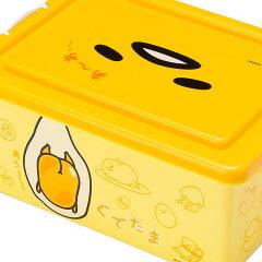 ぐでたま収納ボックスS(フェイス)2個セット