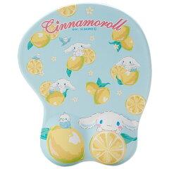 シナモロール立体マウスパッド(レモン)