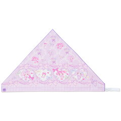ぼんぼんりぼんキッズ三角巾(リボン)