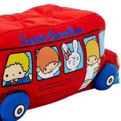 サンリオキャラクターズティシュボックスカバー('70sバス)