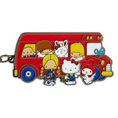 サンリオキャラクターズキーホルダー('70sバス)