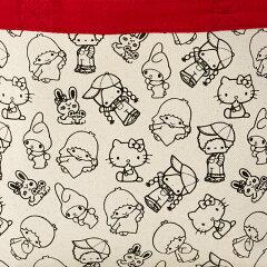 サンリオキャラクターズミニトートバッグ('70s)