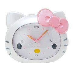 ハローキティおしゃべり目覚まし時計