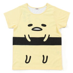 ぐでたま大人Tシャツ(SUSHI)