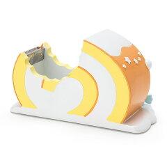 シナモロールロールケーキ形テープカッター