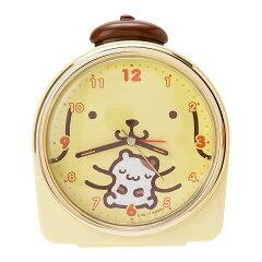 ポムポムプリンプリンが起こしてくれる目覚まし時計(なりきりプリン)