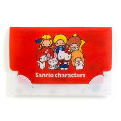 サンリオキャラクターズケース入りフレークシール('70s)