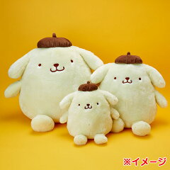 ポムポムプリンぬいぐるみ(HUGHUG)2L